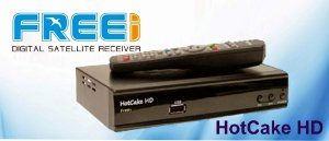 RECEPTOR FREEI HOT CAKE HD - (APENAS CS)