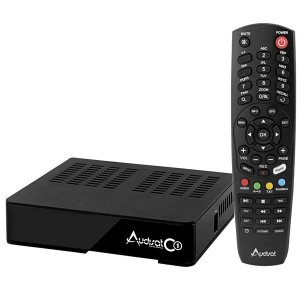 RECEPTOR AUDISAT C1 HD On Demand - Apenas CS