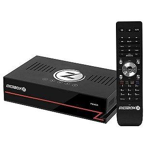 RECEPTOR Miuibox Z - WIFI/ANDROID/IPTV/G-SHARE + JOGOS
