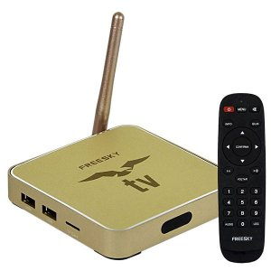 RECEPTOR FREESKY TV Otto / 4K / Ultra HD / IPTV