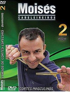 DVD de Cortes Masculinos Vol 02