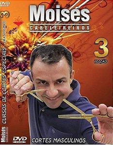 DVD de Cortes Masculinos Vol 03