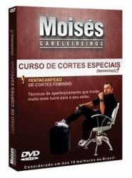 DVD de Cortes Femininos Vol 01