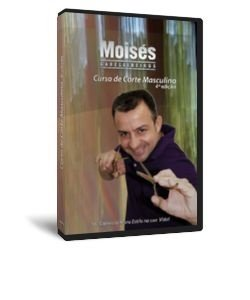 DVD de Cortes Masculinos Vol 04