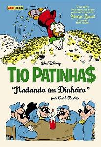 Tio Patinhas Por Carl Barks: Nadando Em Dinheiro - Português Capa Dura – 25 de março de 2020