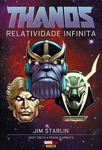 Thanos. Relatividade Infinita - Português Capa Dura – 30 de julho de 2020