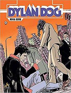 Dylan Dog Nova Série - vol 9: Das cinzas às cinzas Português - Capa Brochura – 28 de fevereiro de 2020