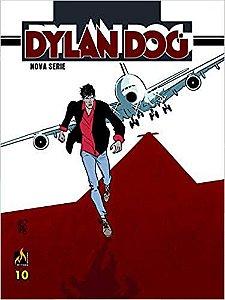 Dylan Dog Nova Série - vol. 10: Os abandonados Português - Capa Brochura – 10 de junho de 2020