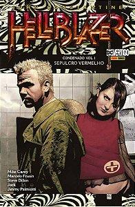 John Constantine, Hellblazer: Condenado Vol.01