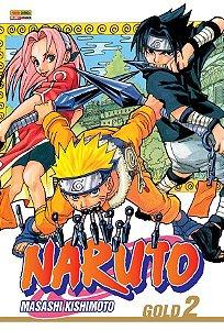 Naruto Gold 2 - de Masashi Kishimoto  13 de  Outubro de 2020