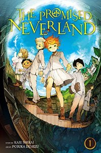 The Promised Neverland N.1 - 29 de Março de 2021