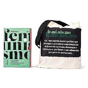 Box Biblioteca Essencial do Feminismo (acompanha  uma ecobag de algodão