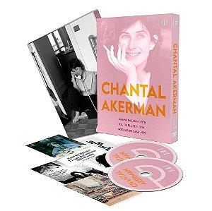 "Chantal Akerman  Luva com 2  DVD's   ""PRÉ-VENDA  ENTREGAS A PARTIR DE 30/07/2021"""