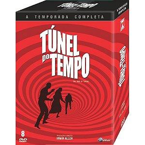 Túnel do Tempo - a Série Completa Digibook - 8 Discos