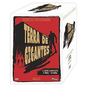 TERRA DE GIGANTES - A Série Completa - Digibook - 16 Discos