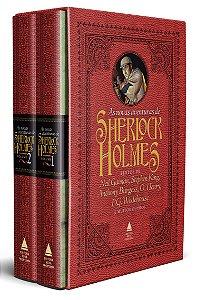 Box - As novas aventuras de Sherlock Holmes Capa dura