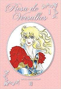 Rosa de Versalhes - Vol 1 Capa comum de 23 fevereiro de  2019
