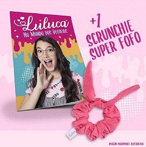 Luluca - No Mundo Dos Desafios - Capa Brochura   Com Brinde  10 De  Março De 2020.