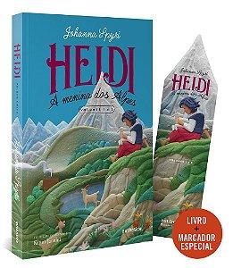 Heidi - A menina dos Alpes Capa Brochura 30 De  agosto De 2021