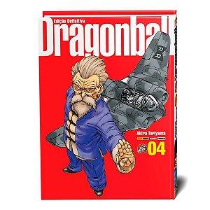 Dragon Ball Capa Dura  Edição Definitiva Vol. 4