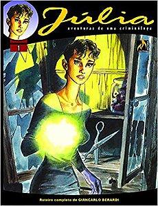 Júlia - Vol 01 Os olhos do abismo Português Capa Brochura  lançado em  24 julho de  2020