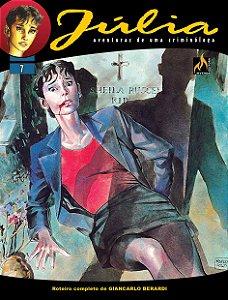 Júlia - Vol. 07 A longa noite de Sheila em Português Capa Brochura – 24 de julho de 2020