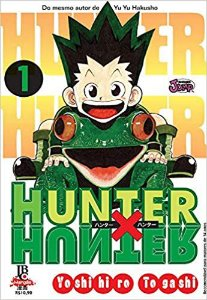 Hunter X Hunter - Volume 1 em Português Capa Brochura  18 de Janeiro  de 2008