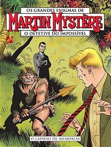 Martin Mystère 20 Ladrão De Memórias - Português Capa Brochura – 23 de outubro de 2020