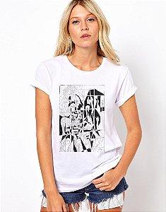Camiseta Feminina - A Janela