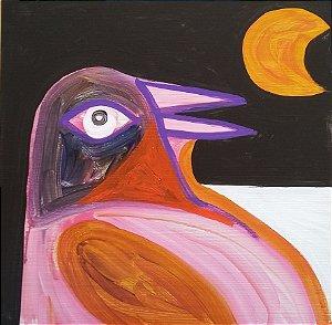 Pássaro e Lua