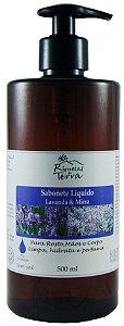 Sabonete Líquido Lavanda & Mirra