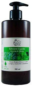 Sabonete Líquido Alecrim & Menta