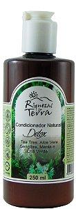 Condicionador Detox Tea Tree, Gengibre, Menta e Chá Verde