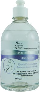 Base Perfume - Deo Colonia Neutra 500ml - OUTLET