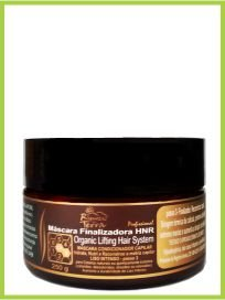 Máscara Finalizadora HNR - Linha Organic Lifting Hair System - Passo 3