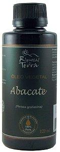 Óleo Vegetal de Abacate 100% Puro - 120 ml