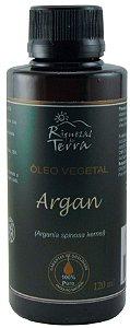 Óleo Vegetal de Argan 100% Puro - 120ml