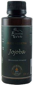 Óleo Vegetal Jojoba 100% Puro -  120ml