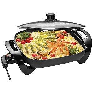 Panela Elétrica Suggar Chef Gourmet - PE1022PT 220V