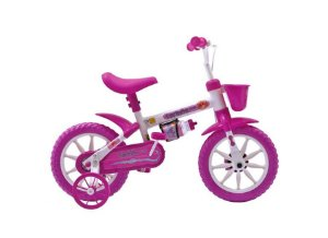 Bicicleta Fischer Ferinha kids aro 12 Feminina