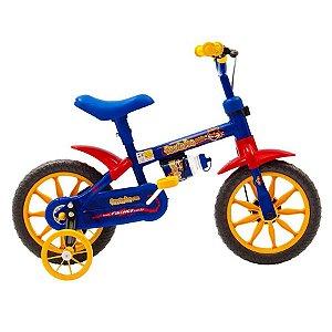 Bicicleta Infantil Aro 12 Fischer Ferinha Masculino
