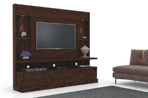 Estante Home Theater Dinamarca Lukaliam