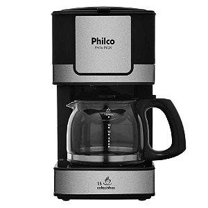 Cafeteira Elétrica Philco Ph16 -  600ml 15 Xícaras 220v