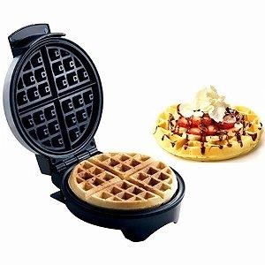 Máquina De Waffle Golden Antiaderente 920w Britânia 220v
