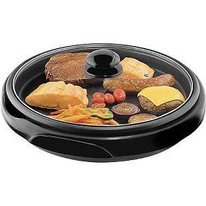 Grill Best Maxi Jbq-06-a Tampa De Vidro 220v