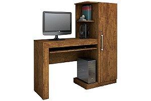 Mesa para Computador Office Valdemóveis com Armário