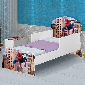 Cama juvenil Basoto Spider 196x95