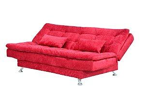 Sofá cama Matrix Salomé Vermelho
