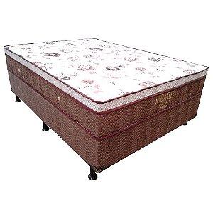 Conjunto Box Casal Ortobom Classic Gold 138x59