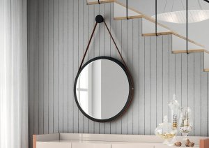 Disco Decorativo com alça 67 cm